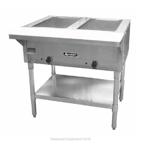 Admiral Craft ST-120/2 Serving Counter, Hot Food, Electric