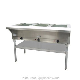 Admiral Craft ST-120/3 Serving Counter, Hot Food, Electric