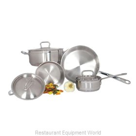 Admiral Craft SXS-7PC Pot Pan Set