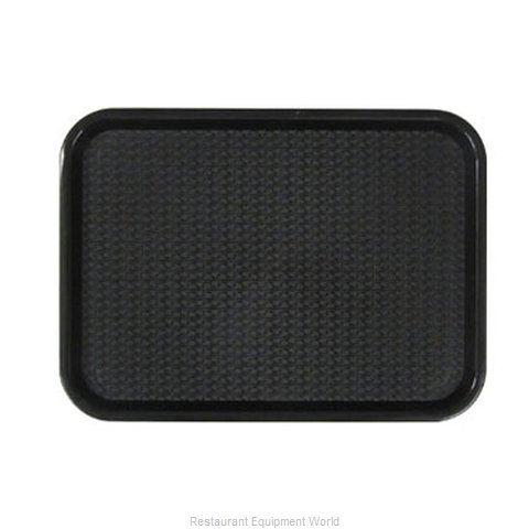 Adcraft TFF-1418BK Fast Food Tray (Magnified)