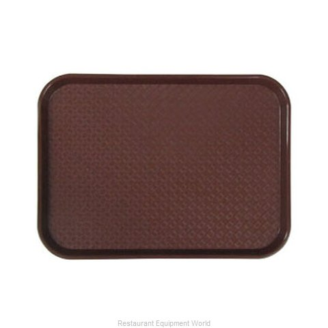 Adcraft TFF-1418BR Fast Food Tray (Magnified)