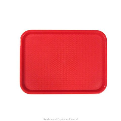 Adcraft TFF-1418RD Fast Food Tray (Magnified)