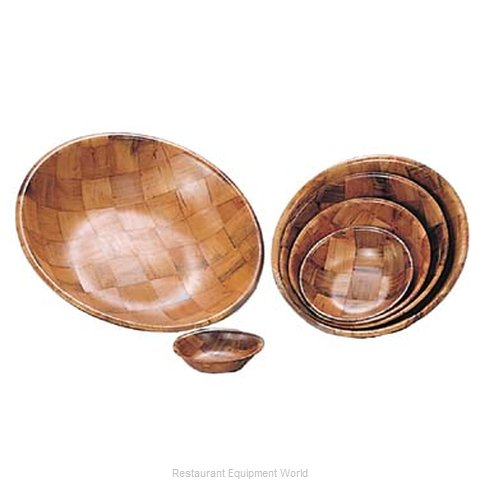 Admiral Craft TSB-8 Bowl, Wood