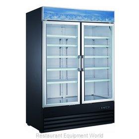 Admiral Craft USRFS-2D/54 Refrigerator, Merchandiser