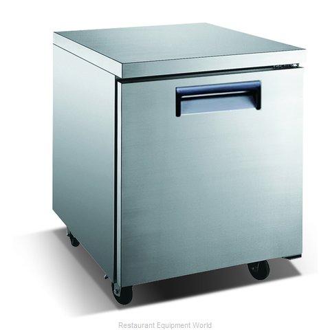 Admiral Craft USUCRF-27 Refrigerator, Undercounter, Reach-In