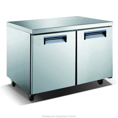 Admiral Craft USUCRF-48 Refrigerator, Undercounter, Reach-In (Magnified)