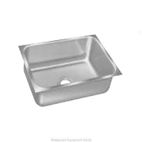 Advance Tabco 1014A-10A Sink Bowl, Weld-In / Undermount