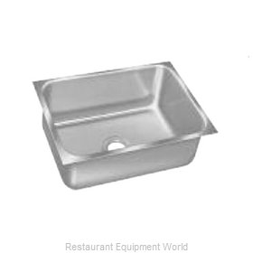 Advance Tabco 1014B-05 Sink Bowl, Weld-In / Undermount