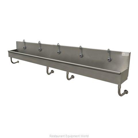 Advance Tabco 19-18-100EF Sink, Hand