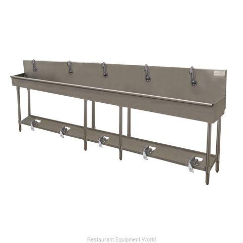 Advance Tabco 19-18-100FV Sink, Hand