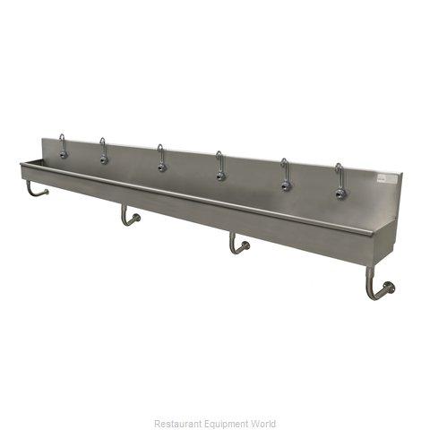 Advance Tabco 19-18-120EF Sink, Hand