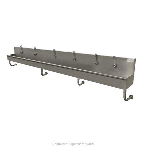 Advance Tabco 19-18-120EFADA Sink, Hand