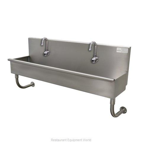 Advance Tabco 19-18-40EF Sink, Hand