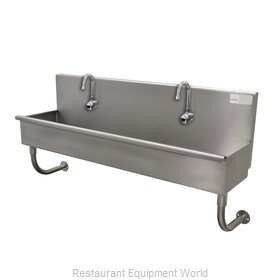 Advance Tabco 19-18-40EF Sink, Hand