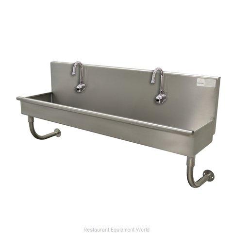 Advance Tabco 19-18-40EFADA Sink, Hand