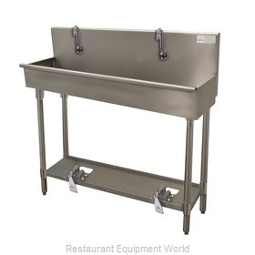 Advance Tabco 19-18-40FV Sink, Hand
