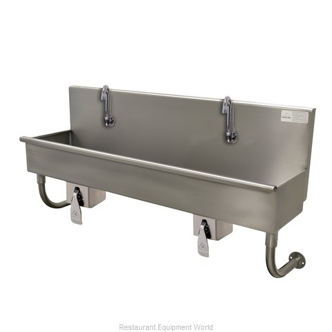 Advance Tabco 19-18-40KV Sink, Hand