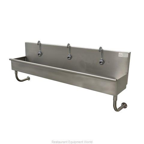 Advance Tabco 19-18-60EF Sink, Hand