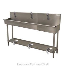 Advance Tabco 19-18-60FV Sink, Hand
