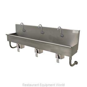 Advance Tabco 19-18-60KV Sink, Hand