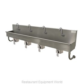 Advance Tabco 19-18-80KV Sink, Hand