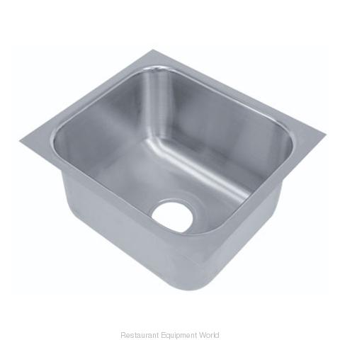 Advance Tabco 2020B-08 Sink Bowl, Weld-In / Undermount