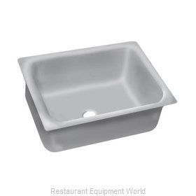 Advance Tabco 2028A-12 Sink Bowl, Weld-In / Undermount