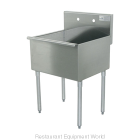 Advance Tabco 4-1-36 Sink, (1) One Compartment
