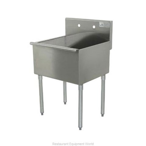 Advance Tabco 4-81-18-2X Sink 1 One Compartment