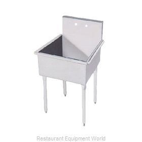 Advance Tabco 4-OP-18 Sink, (1) One Compartment