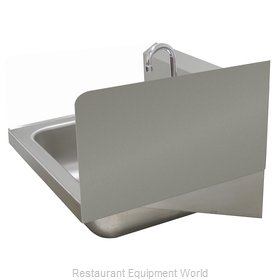 Advance Tabco 7-PS-11E Welded Side Splash