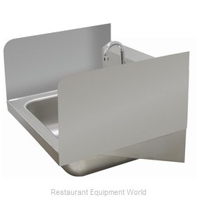Advance Tabco 7-PS-15C Welded Side Splash