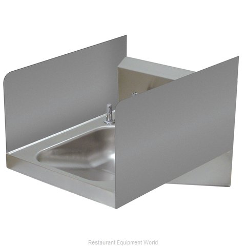 Advance Tabco 7-PS-15D Welded Side Splash