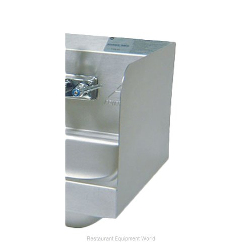 Advance Tabco 7-PS-16B Welded Side Splash
