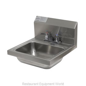 Advance Tabco 7-PS-20-2X Sink, Hand