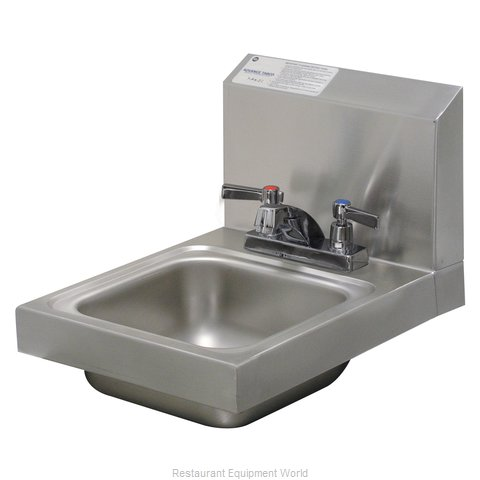 Advance Tabco 7-PS-22-1X Sink, Hand
