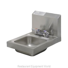 Advance Tabco 7-PS-22 Space Saver Hand Sink