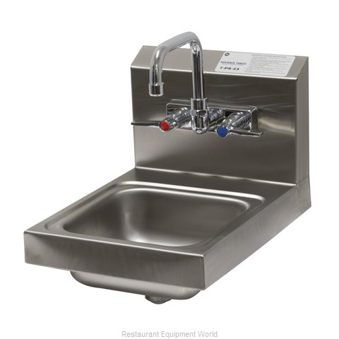 Advance Tabco 7-PS-23-2X Sink, Hand