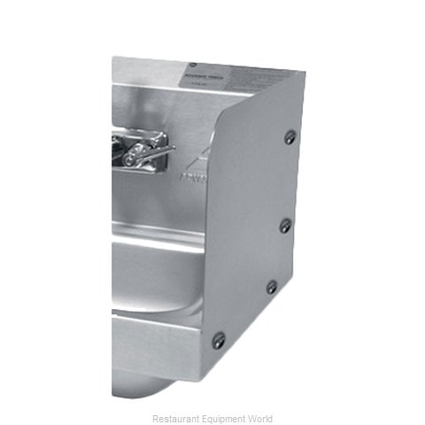 Advance Tabco 7-PS-27-X Bolted Side Splash
