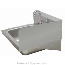 Advance Tabco 7-PS-27C Bolted Side Splash