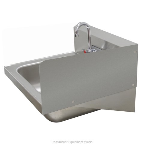 Advance Tabco 7-PS-27E Bolted Side Splash