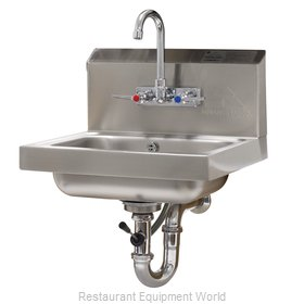 Advance Tabco 7-PS-50 Sink, Hand