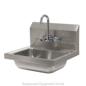 Advance Tabco 7-PS-60-1X Sink, Hand