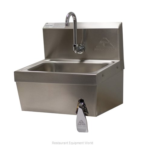 Advance Tabco 7-PS-62-1X Sink, Hand