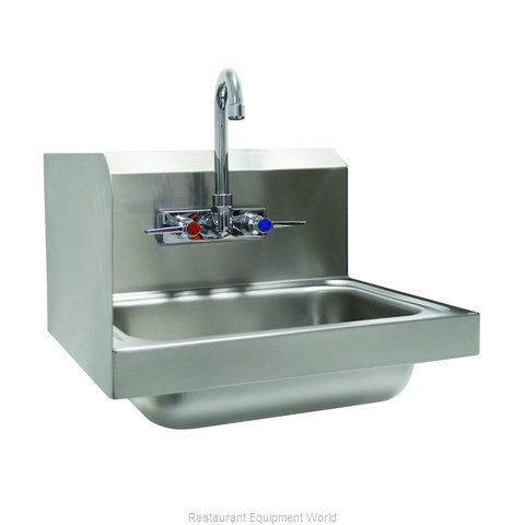 Advance Tabco 7-PS-66L-2X Sink, Hand (Magnified)