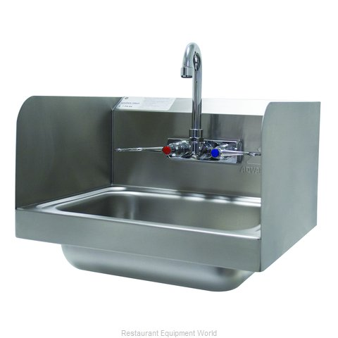Advance Tabco 7-PS-66W-2X Sink, Hand