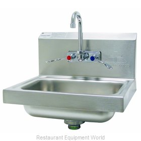 Advance Tabco 7-PS-68-1X Sink, Hand