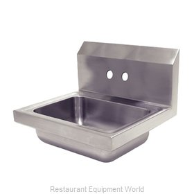Advance Tabco 7-PS-70-EC-2X Sink, Hand