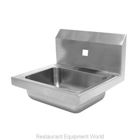 Advance Tabco 7-PS-71-EC-X Sink, Hand