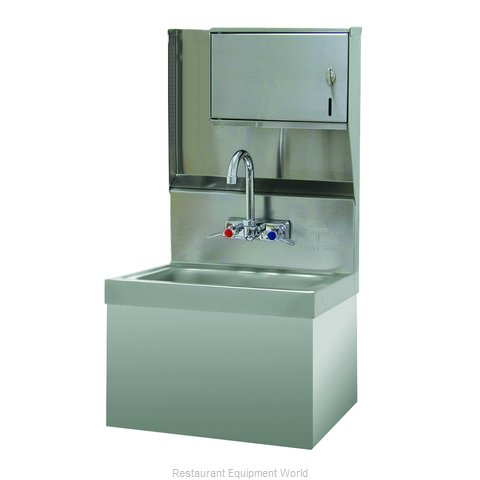 Advance Tabco 7-PS-727 Jail Security Sink